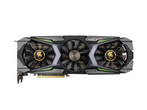 MANLI GeForce RTX 2080 Super Gallardo with customized LED Lights (M3442+N502-00)